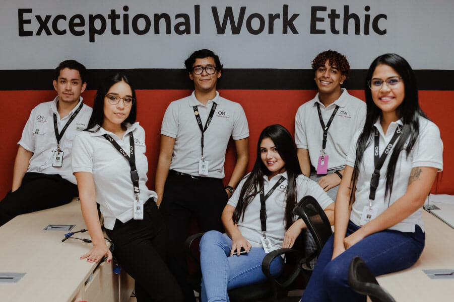 Are you looking for a call center career? We are a happy family